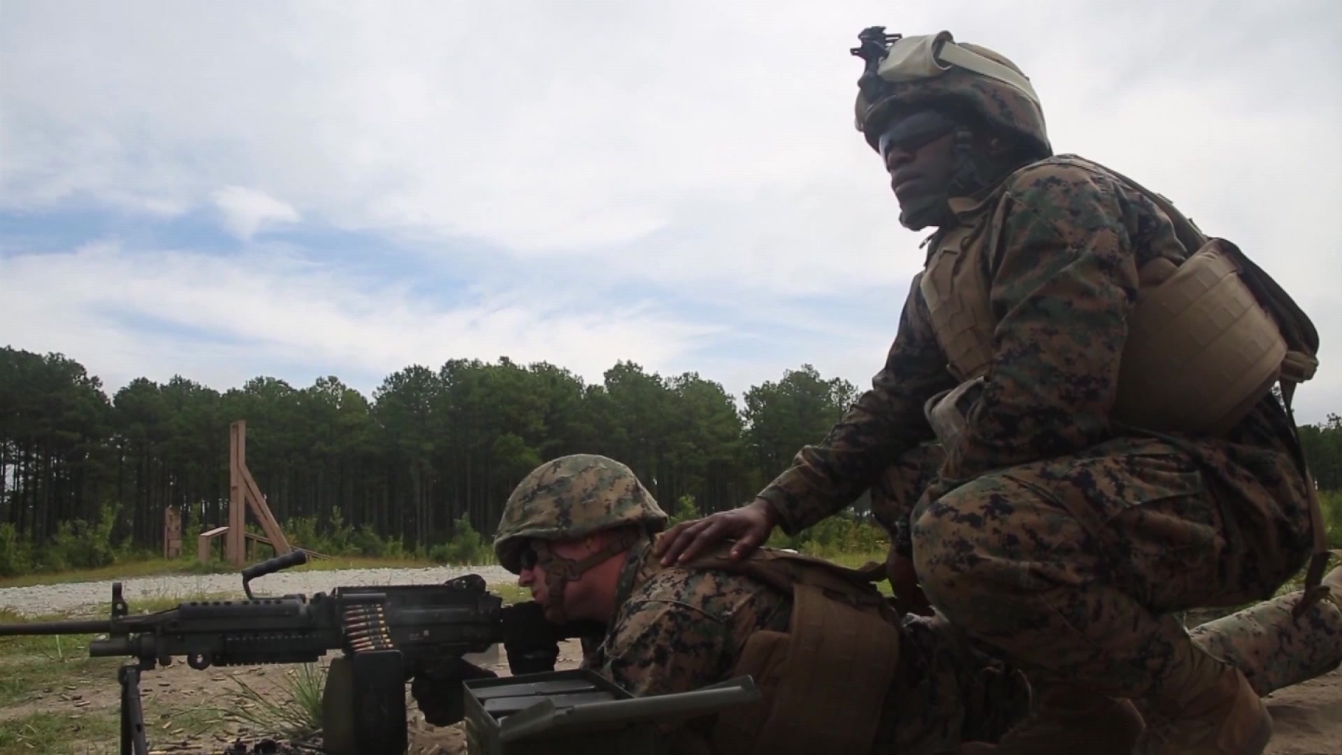 home marines 1st marine logistics group discuss the personal and professional benefits of completing special duty assignments