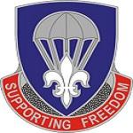 82nd Sustainment Brigade
